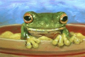 Frog-Butter